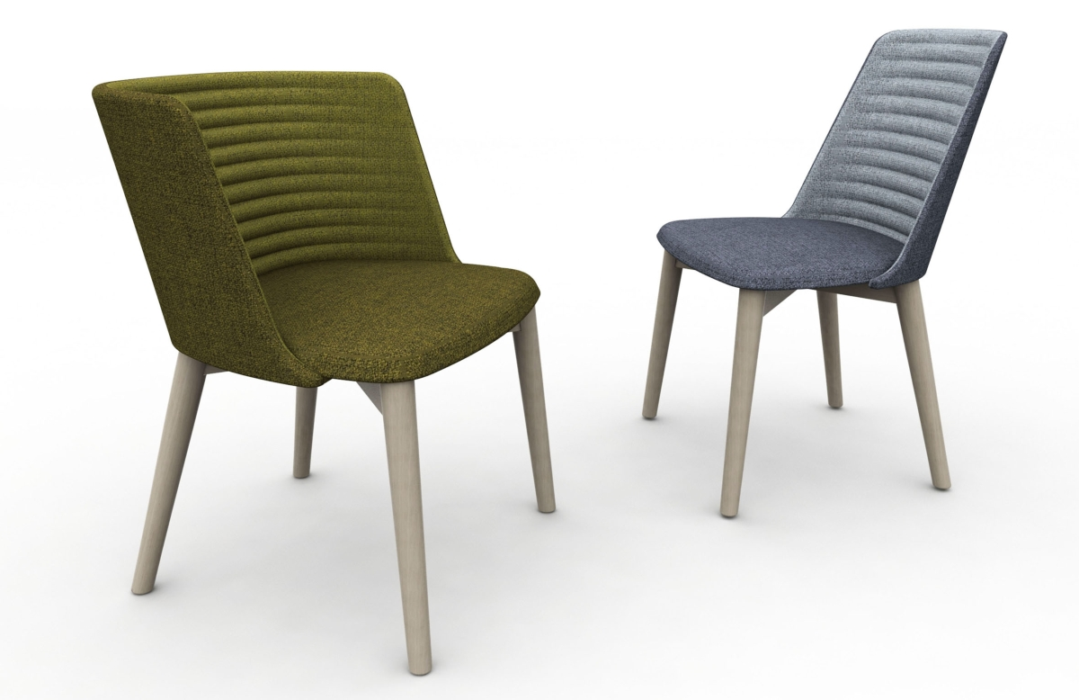 Domitalia chair and padded chair Class