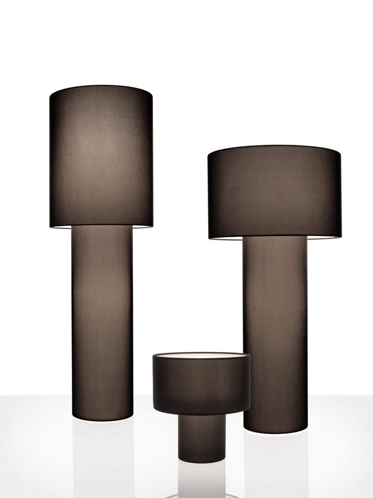Diesel with Foscarini Living PIPE MESH family