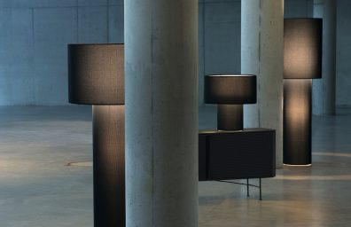 Diesel Living with Foscarini PIPE MESH set