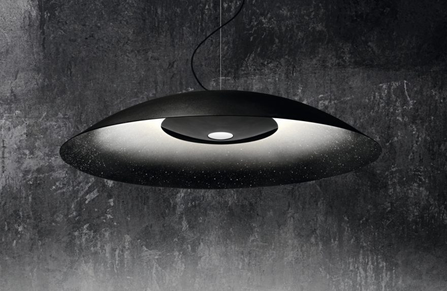 Diesel Living with Foscarini WHITENOISE set detail