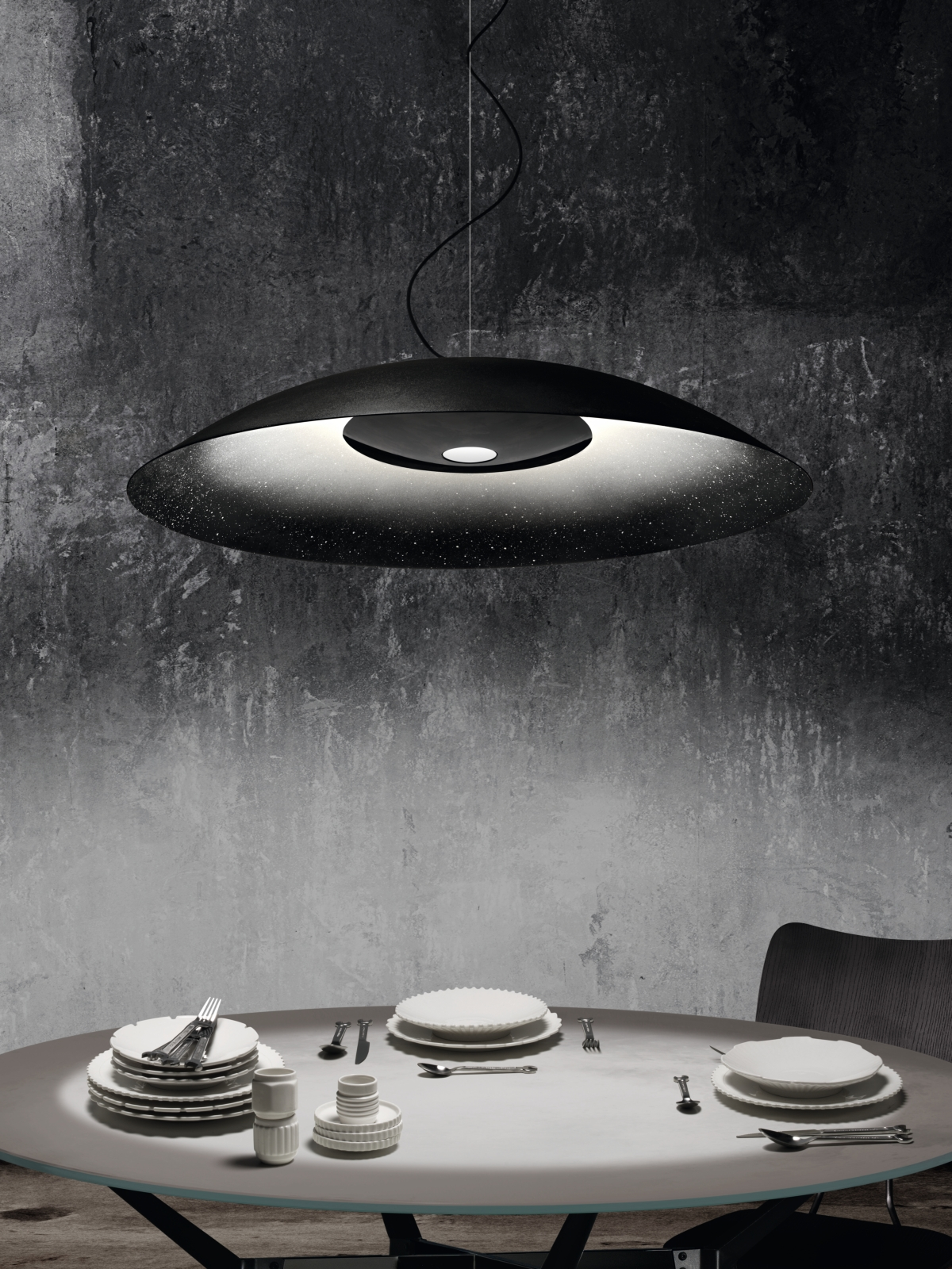 Diesel with Foscarini Living WhiteNoise September