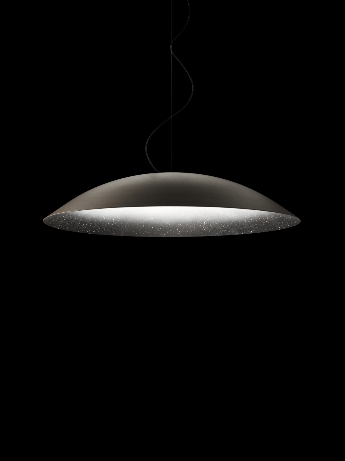 Diesel with Foscarini Living pendant lamp still WhiteNoise