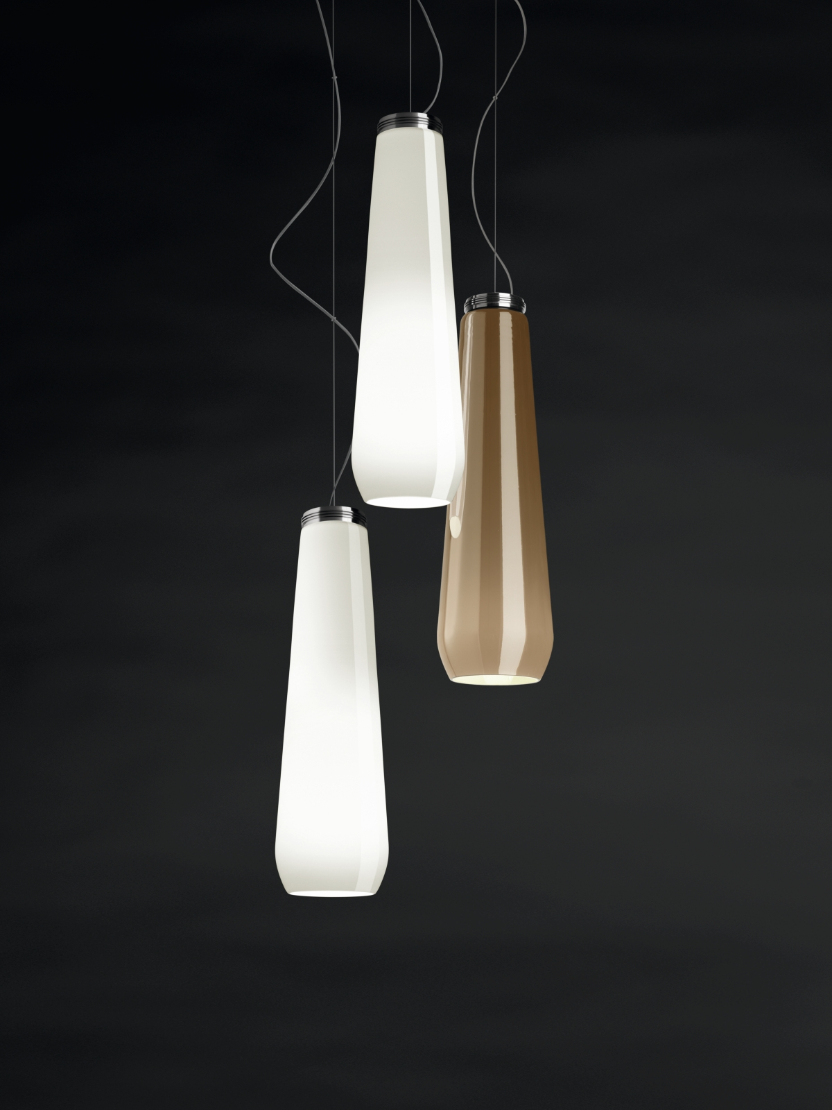 Glass Drop Living Diesel with Foscarini
