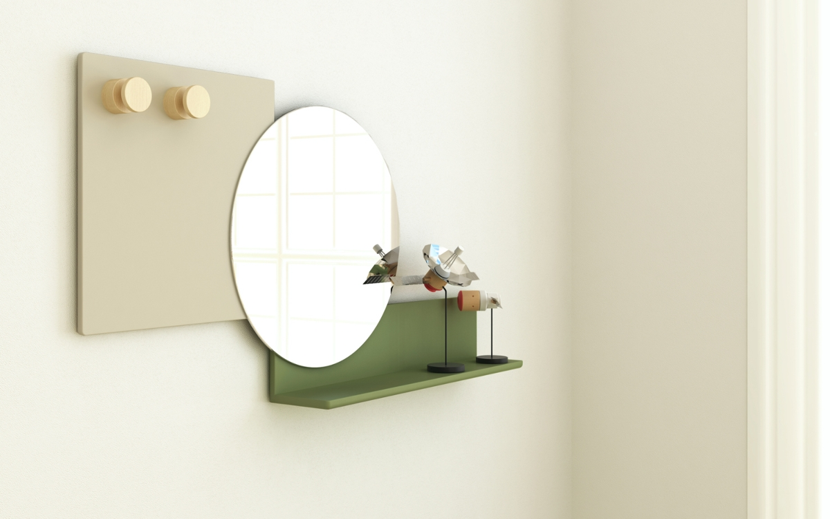 multifunctional object Pier Roberto Paoli for Bonaldo