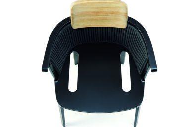 Seduta Nicolette design Patrick Norguet per Ethimo
