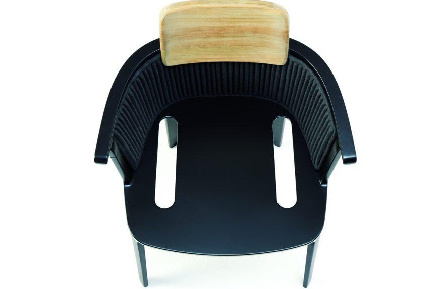 Nicolette seat design Patrick Norguet for Ethimo