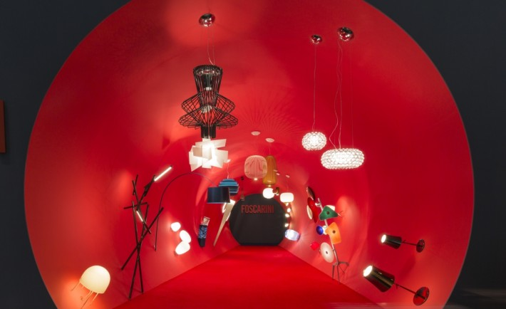 Foscarini alla Stockholm Forniture & Light Fair