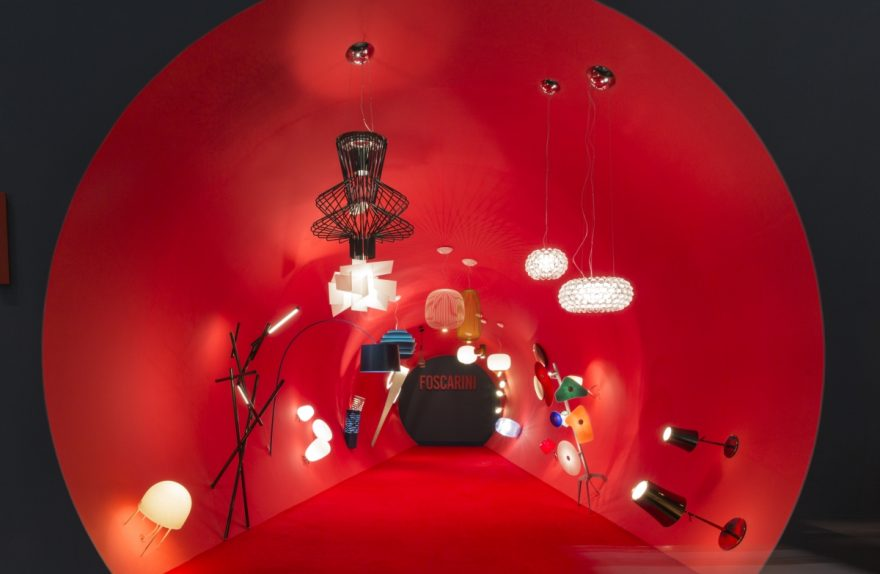 Foscarini to Stockholm Supplies & Light Fair