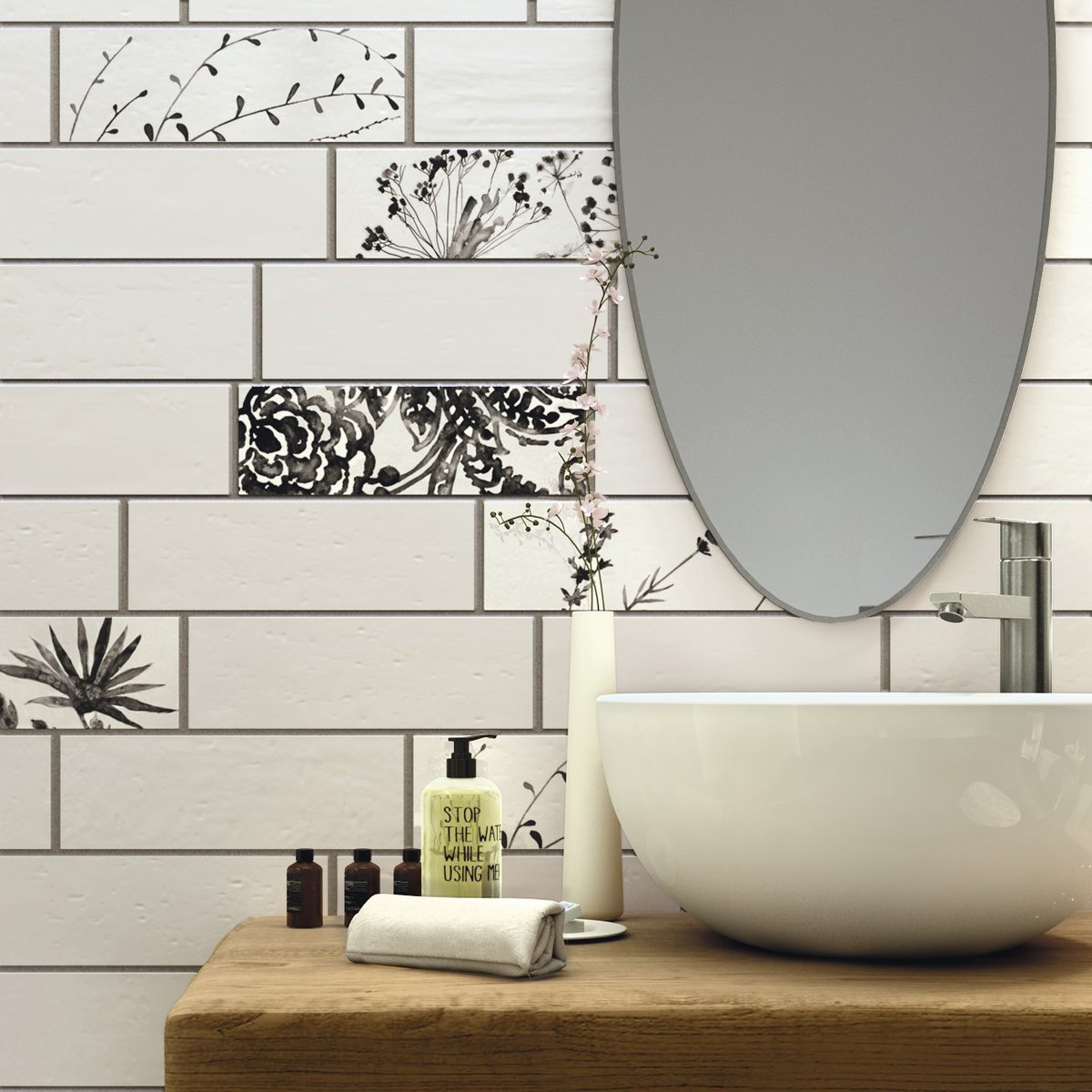 AURA by IRIS CERAMICS, bathroom