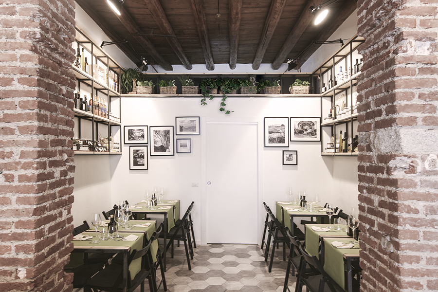 Muddica bistrot Milano by studio DiDeA
