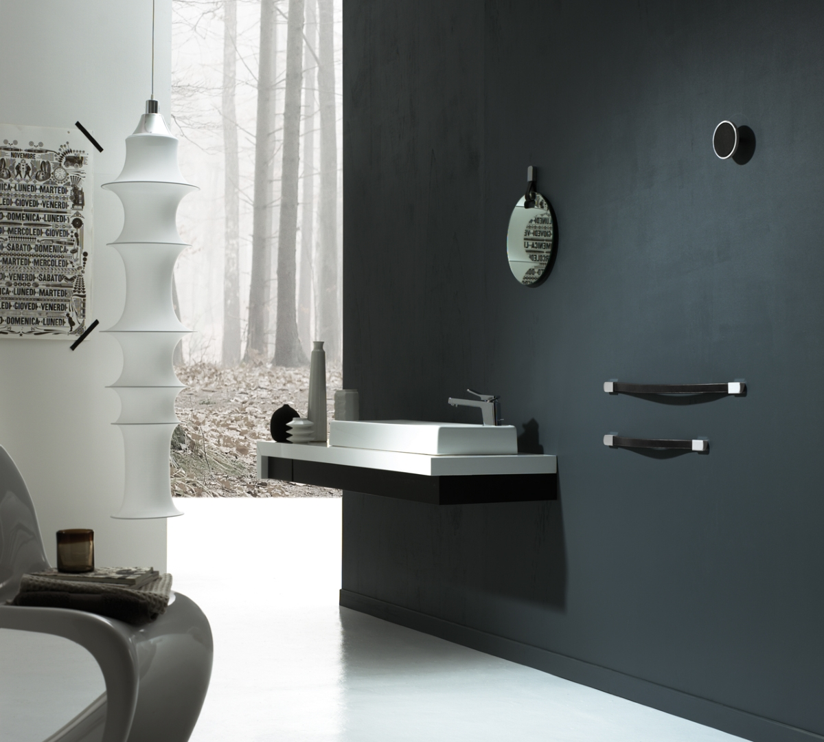Gli accessori indispensabili in ogni bagno for Accessori design
