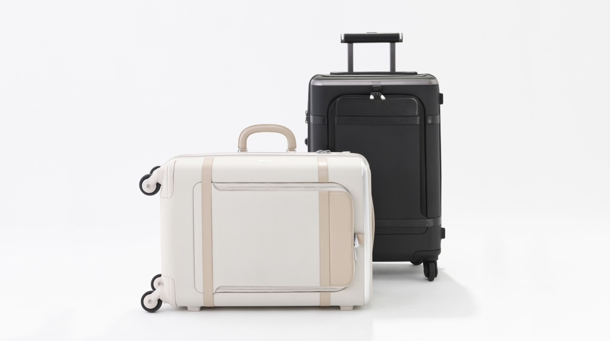 Andrea Bridges Design suitcase Floatti