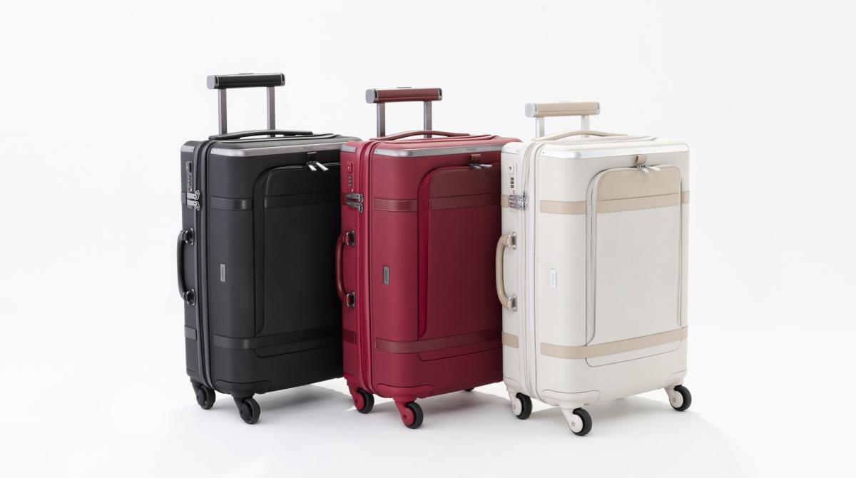 Andrea Bridges design valise Floatti