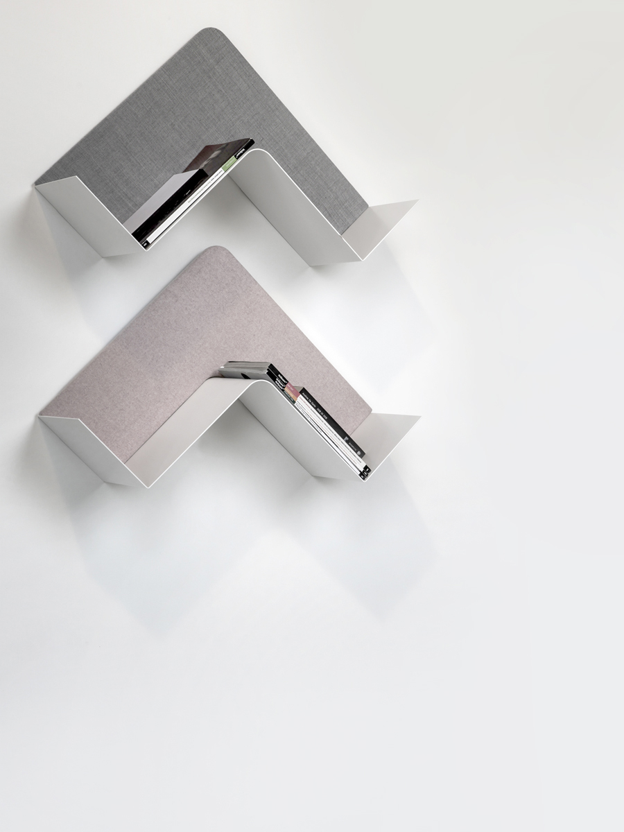 FISHBONE estofos, design Favaretto & Partners