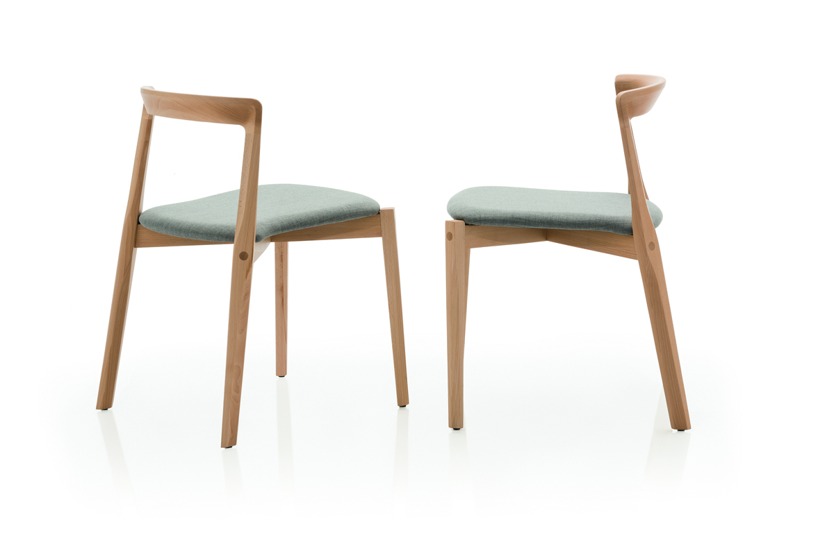 Καρέκλα HELIX από Favaretto & Partners