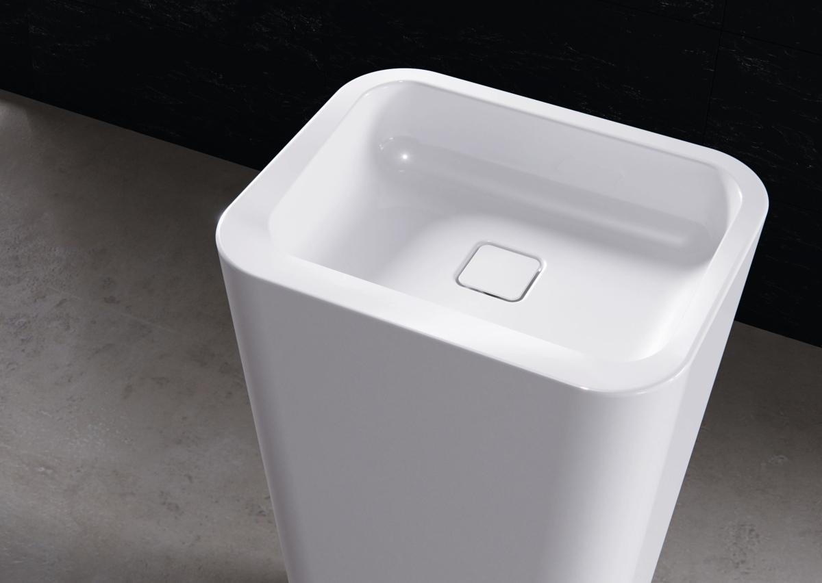 Arik levy disegna per kaldewei vasca e lavabo meisterst ck emerso - Kaldewei vasche da bagno ...