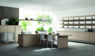 Scavolini collezione Ki design Nendo