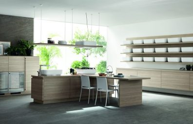 collection de design Scavolini Ki Nendo