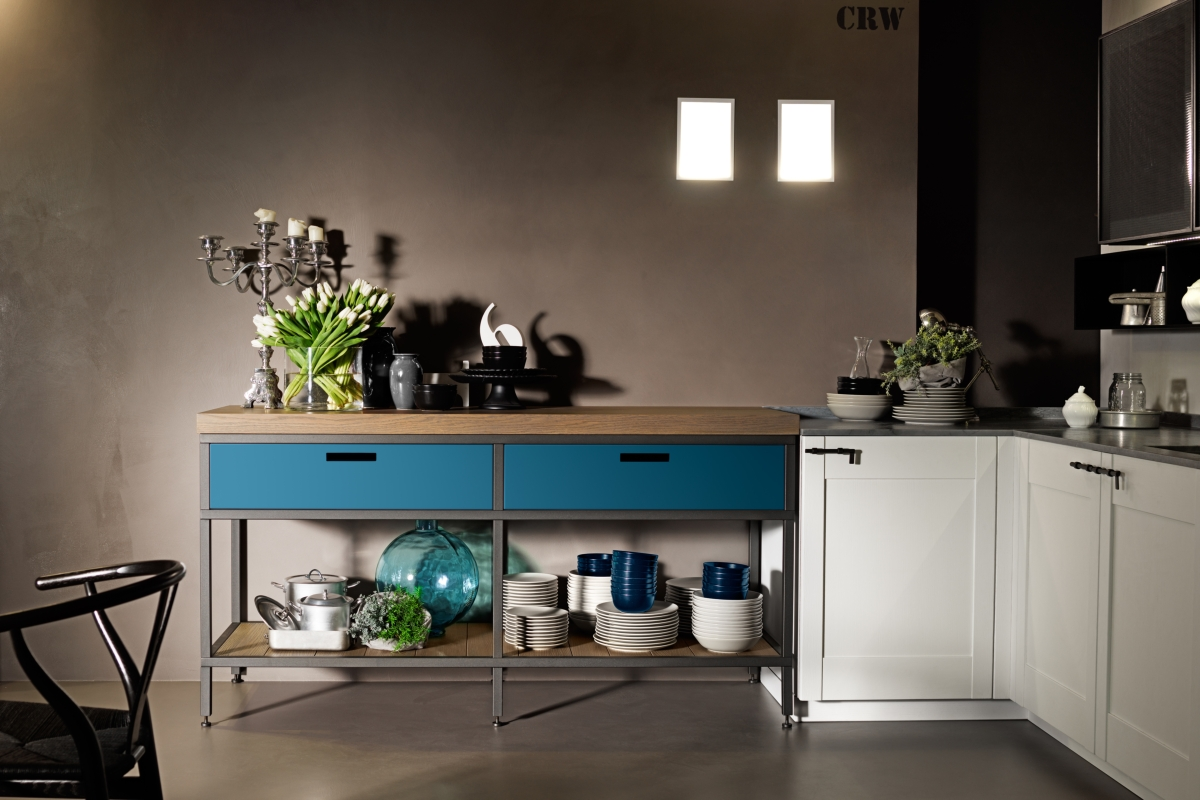 Kitchens TABULA form BENCHES
