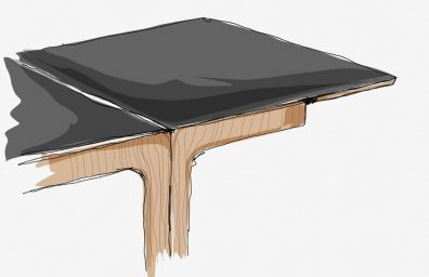 Table extensible Amalong, Giulio Iacchetti pour Bross