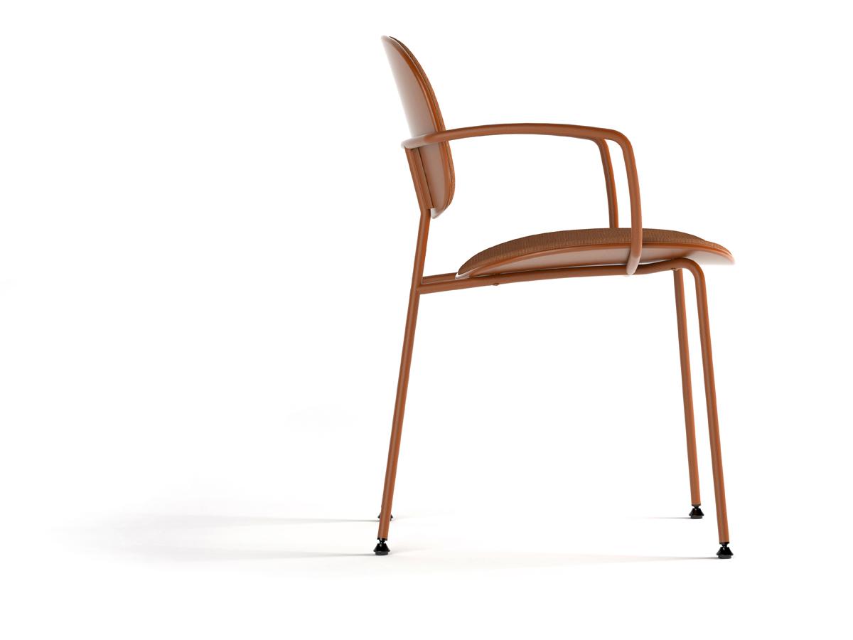 Tondina PLASTIC, design Favaretto & Partners