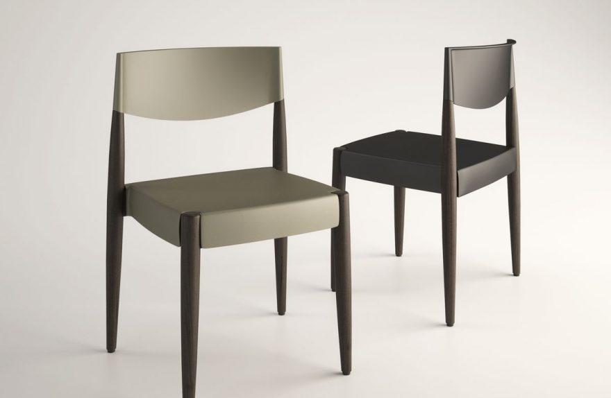 Βίρνα καρέκλα, Alma Σχεδιασμός
