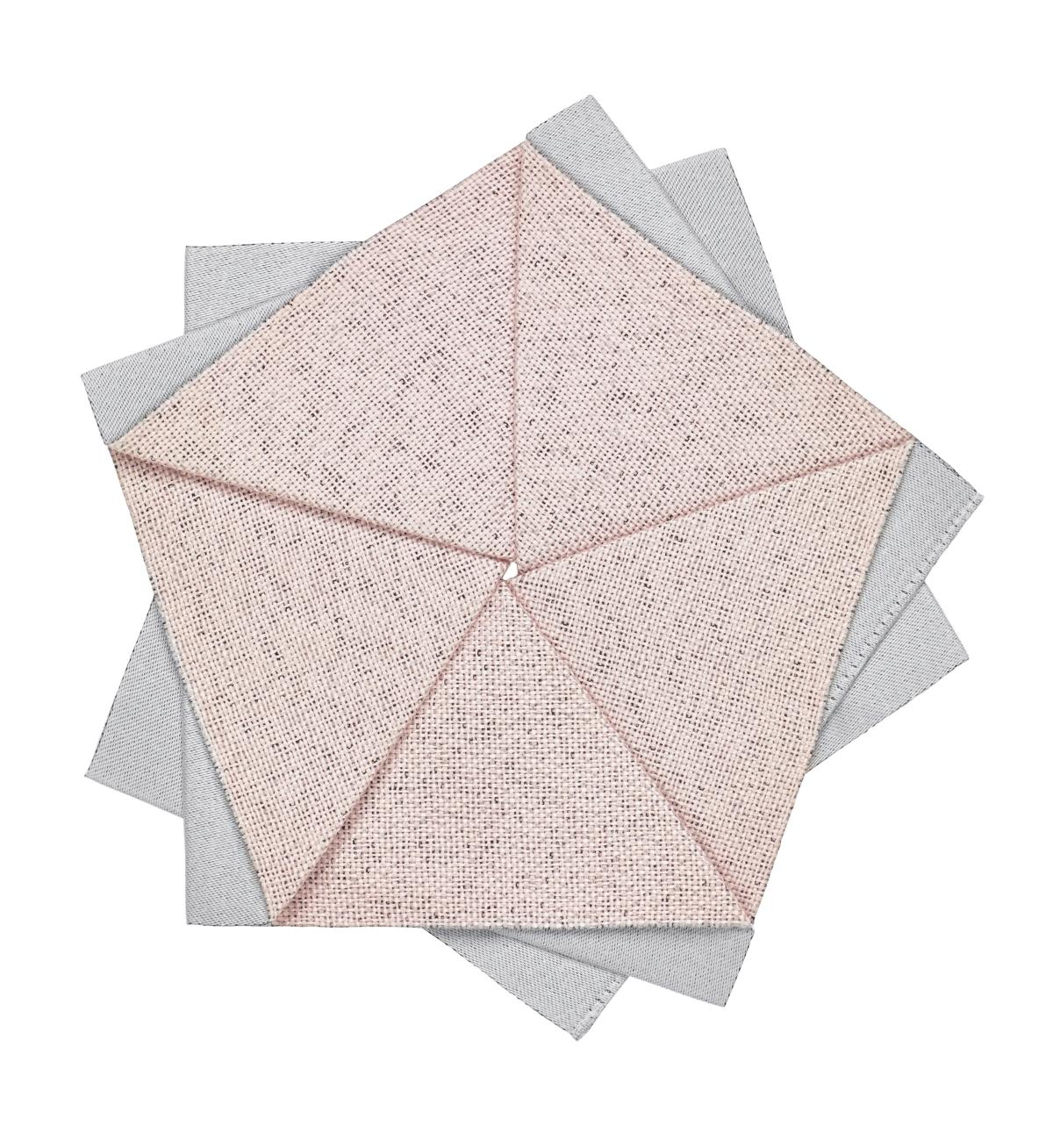 iittala IXI table Flower 11cm pink