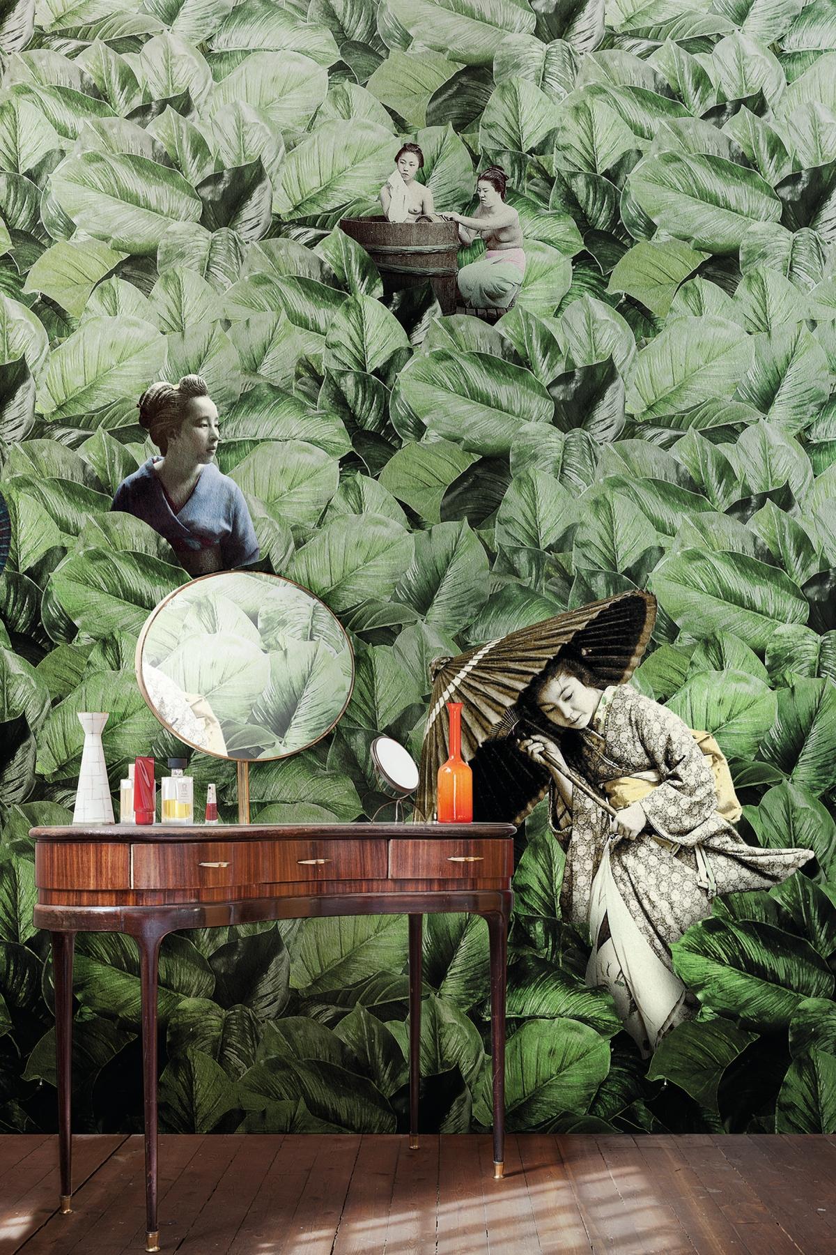 Masami wallpaper Vito Nesta para Texturae