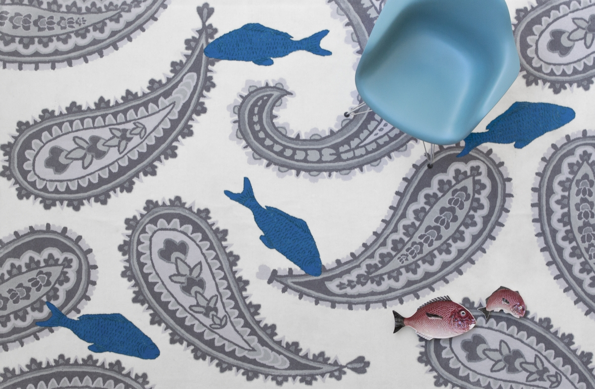 Cashmere design Vito Nesta tapis