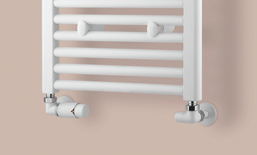 310BB of heated towel rails