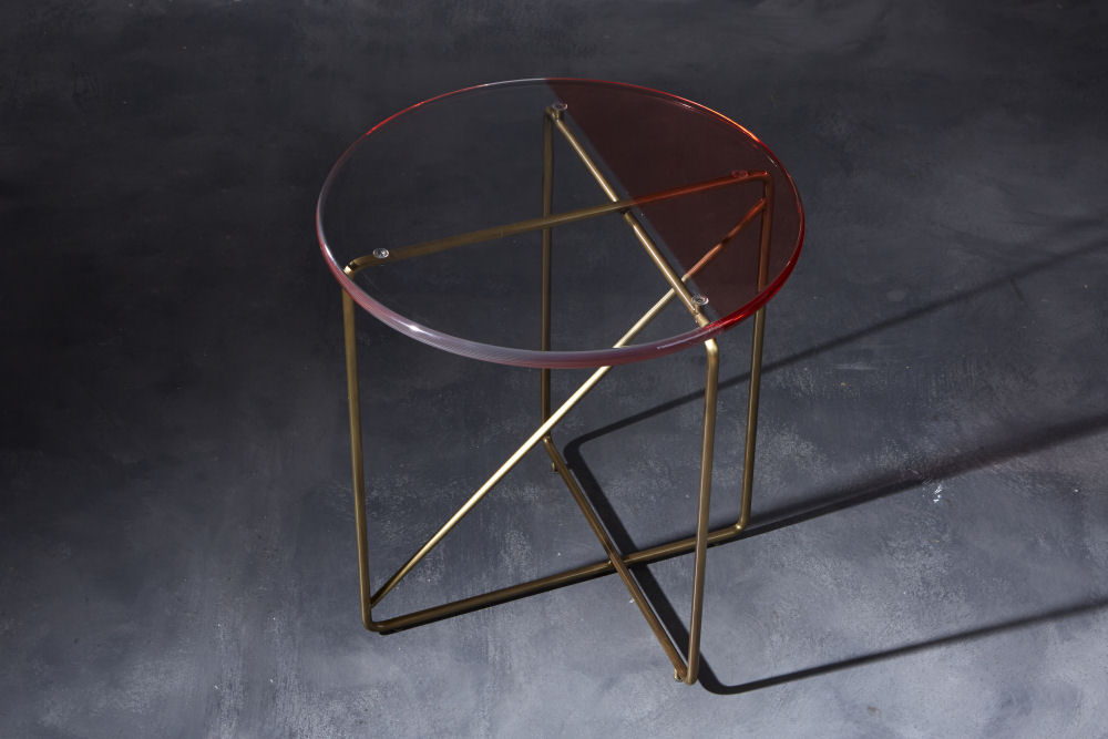 Roberto Giacomucci, coffee table cinnabar