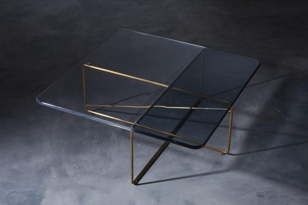 Roberto Giacomucci, tavolino AMETRINO