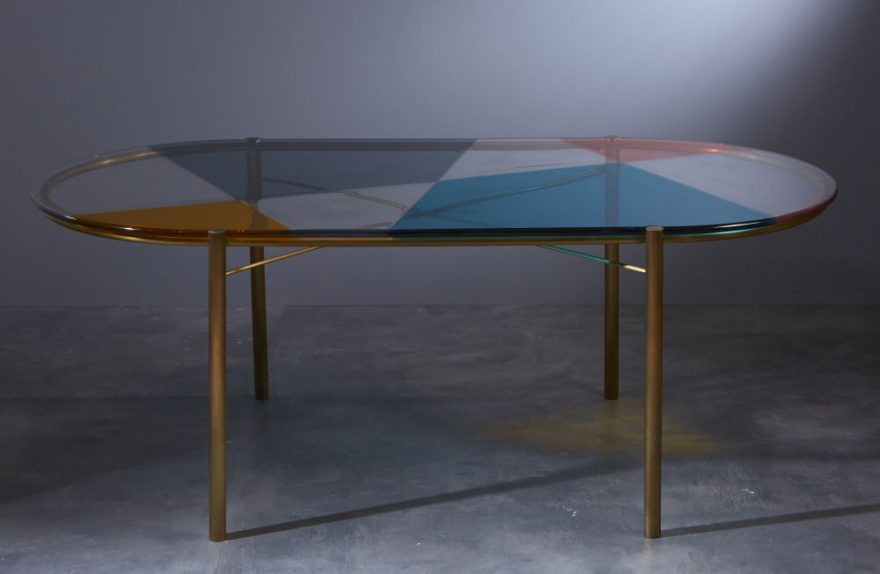 Roberto Giacomucci, table epidote