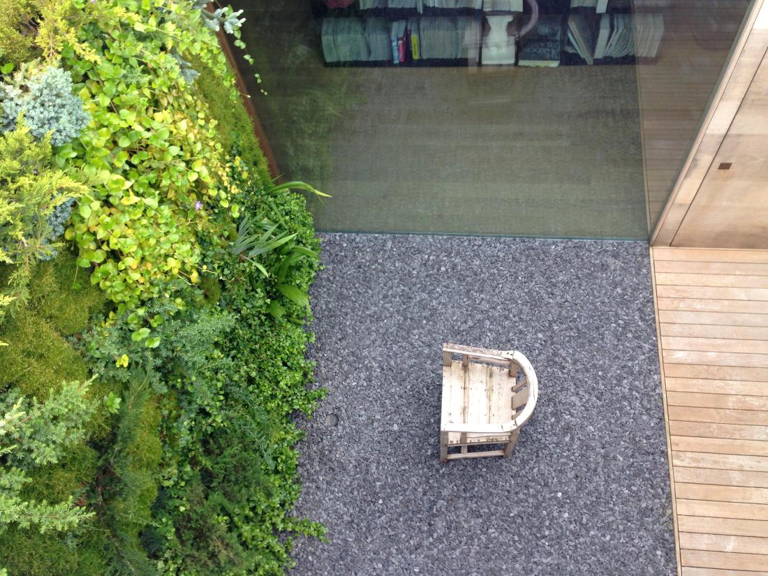 Sundar Italia vertical garden