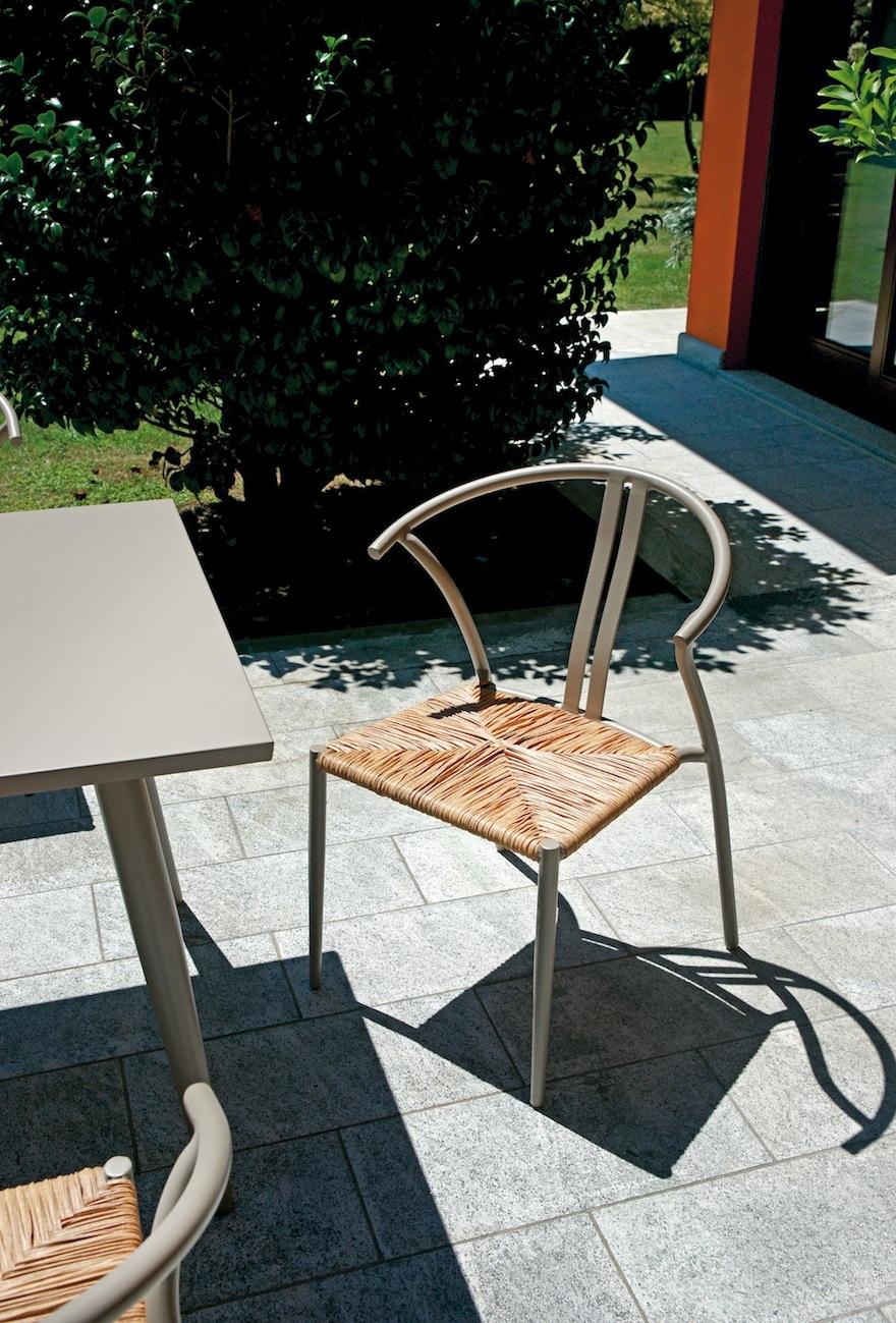 salle à manger ensemble, table et chaise Trapani Erice