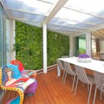 Sundar Italia private house vertical garden terrace