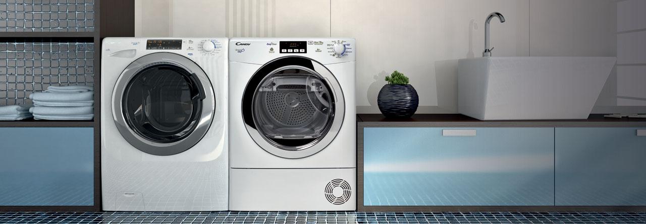 Piccolo spazio in bagno per la lavatrice? ecco quali scegliere!