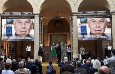Carlo Bartoli Compás de Oro Alla Carriera, premios