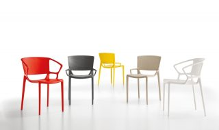Infiniti Design, sedia Fiorellina