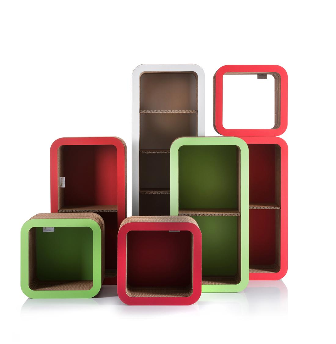carton recyclable système Moretto