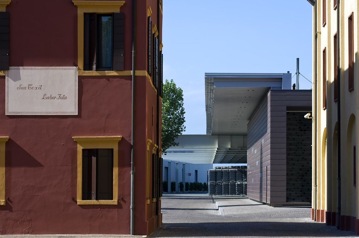 Cantine Santa Margherita-Portogruaro - Westway Architects