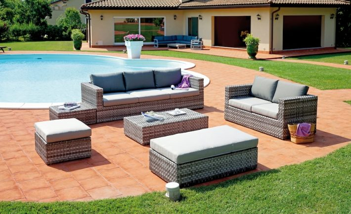 Set Saint Tropez di Greenwood