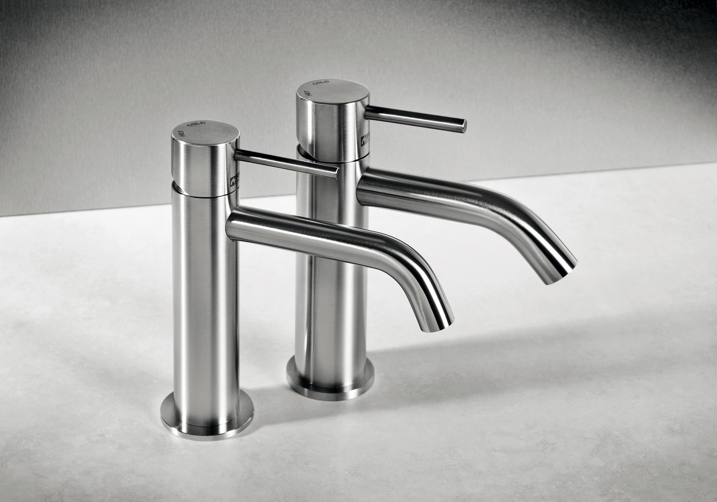 Lavabo acciaio lavello lavandino lavabo cm acciaio inox for Lavandino acciaio