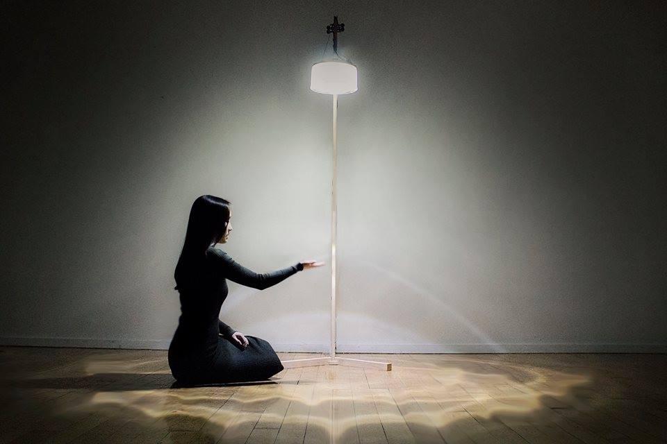 lampada flouu