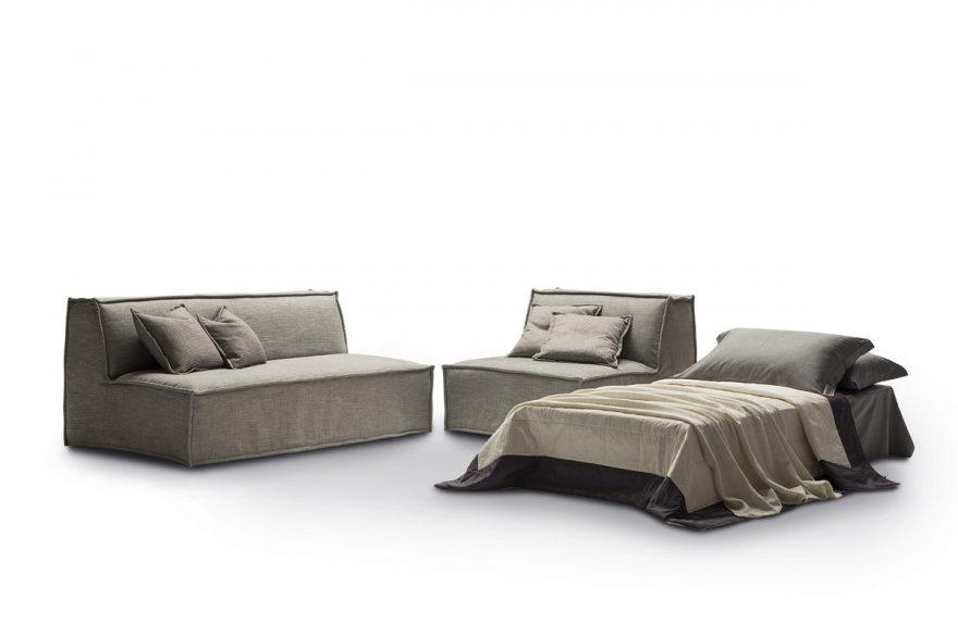 Con i divani componibili Milano Bedding, un soggiorno che cambia ...