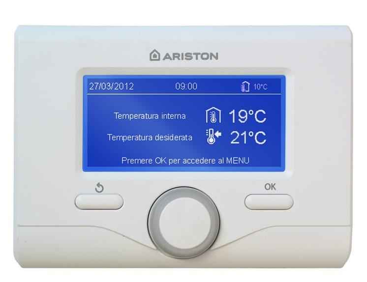 Termostato ambiente tipologie e posizionamento social for Baxi termostato ambiente