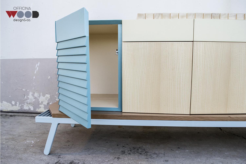 ワークショップ・木材食器棚-hellomare-06