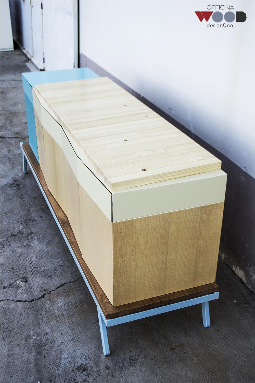 ワークショップ・木材食器棚-hellomare-10