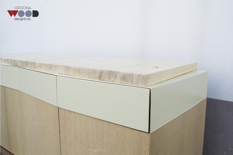 ワークショップ・木材食器棚-hellomare-13