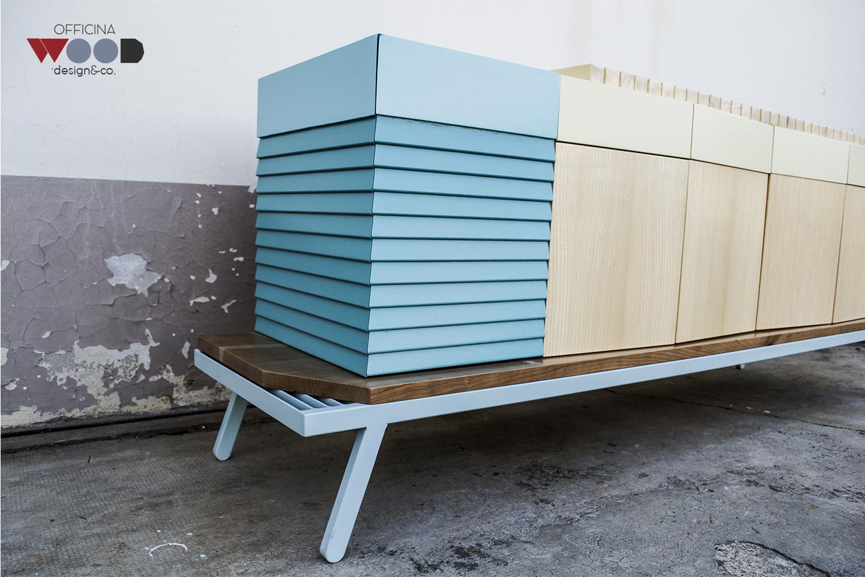ワークショップ・木材食器棚-hellomare-14